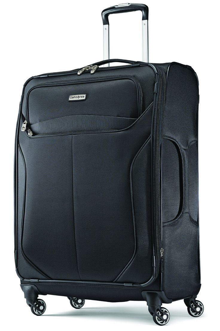 AmazonSmile: Samsonite Luggage Lift Spinner 29 Suitcases, Blue, One Size: Clothing, $153 but 60 inches total and with the wheels it would go over the 62 inch Mark