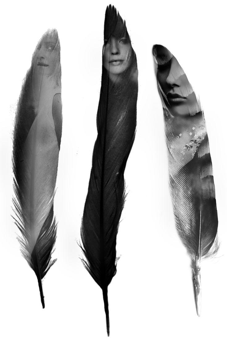photography, overlay, double exposure, black, white,