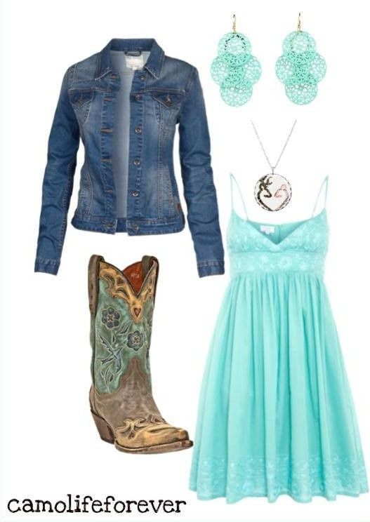 Country Girl Summer Outfits | Www.pixshark.com - Images Galleries With A Bite!