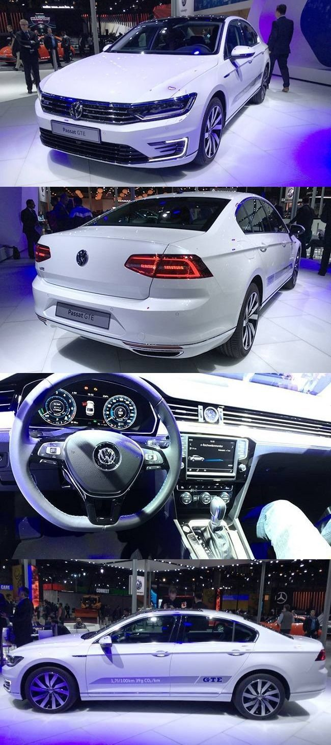 Awesome Volkswagen 2017: : Volkswagen has unveiled new Passat GTE at the ongoing Delhi Auto Expo 2016.... Auto Expo 2016