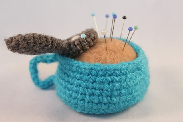 Amigurumi Tea Cup : 32 best images about crochet objects on Pinterest ...
