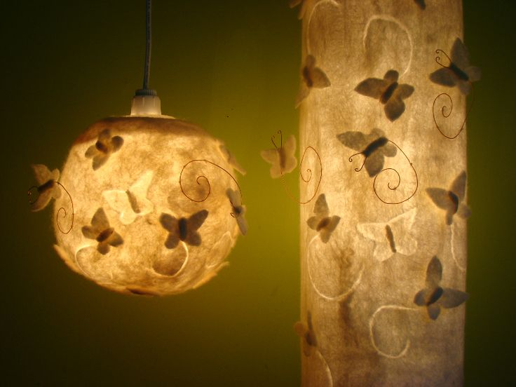 Wool Felt Lighting