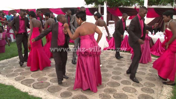 Zambian Wedding Invitation Cards