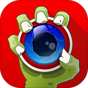 Corpse Cam Photo Editor Booth - Manipulate & Edit Ugly Horrific Zombie Selfie FX Photos by Simon Crack