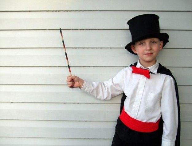 Disfraz de mago para niño: Cómo hacerlo [FOTOS]