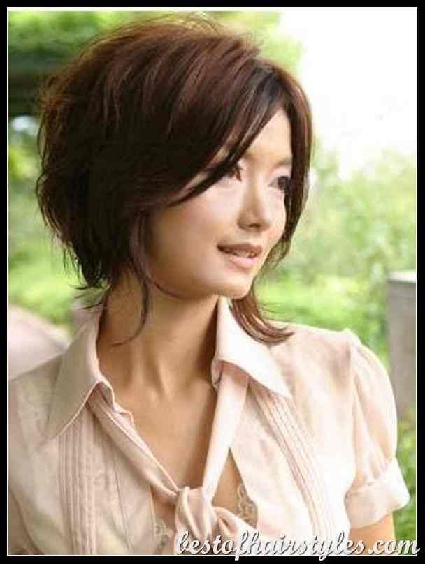 Asian Hairstyle Glamorous 77 Best Asian Hair Images On Pinterest  Faces Hair Ideas And Short