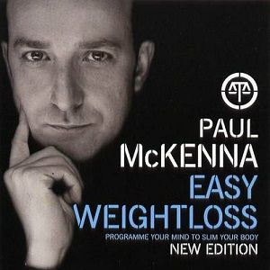 The Self Help Hypnosis Audio Book: EASY WEIGHT LOSS! Simply PROGRAM Your MIND To SLIM Your BODY! by Paul McKenna