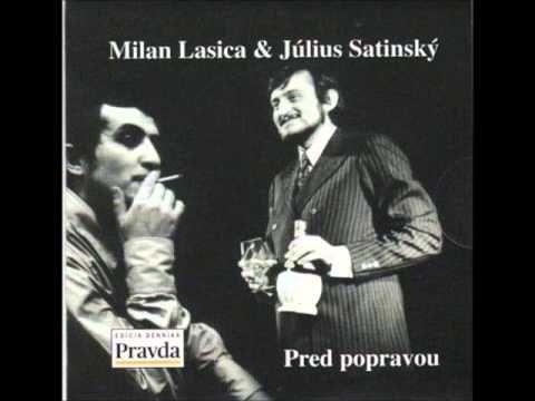 Lasica a Satinský - Pred popravou - YouTube