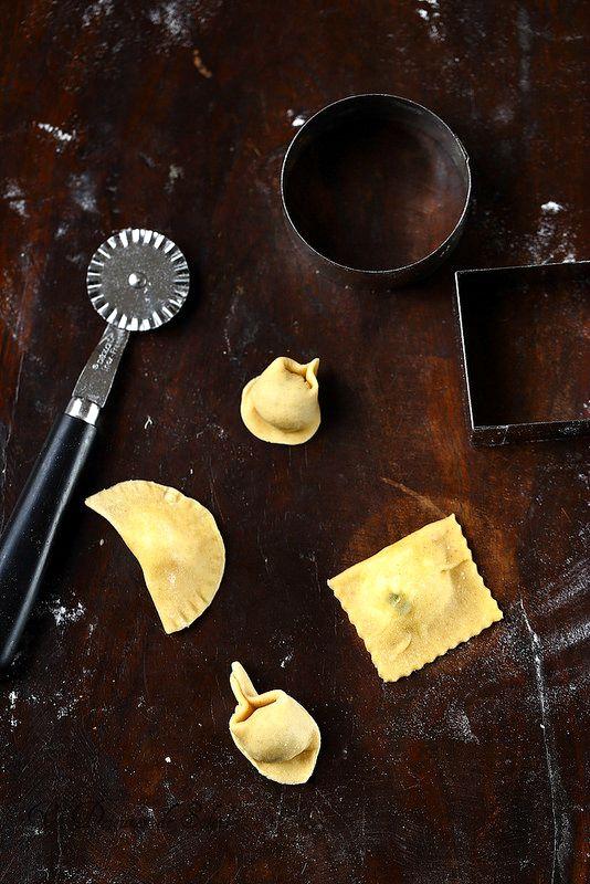 Un dejeuner de soleil: Comment réaliser les ravioli : astuces et photos pas à pas