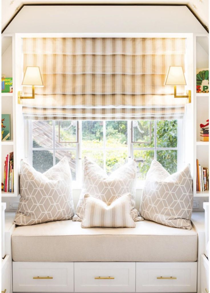 Custom bench cushion cover any size window seat cover