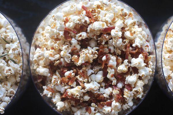 5 Popcorn recepten - OhMyFoodness