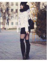 Beautiful girl Ukraine Yulya from: Kiev, 24yo, hair color Light brown