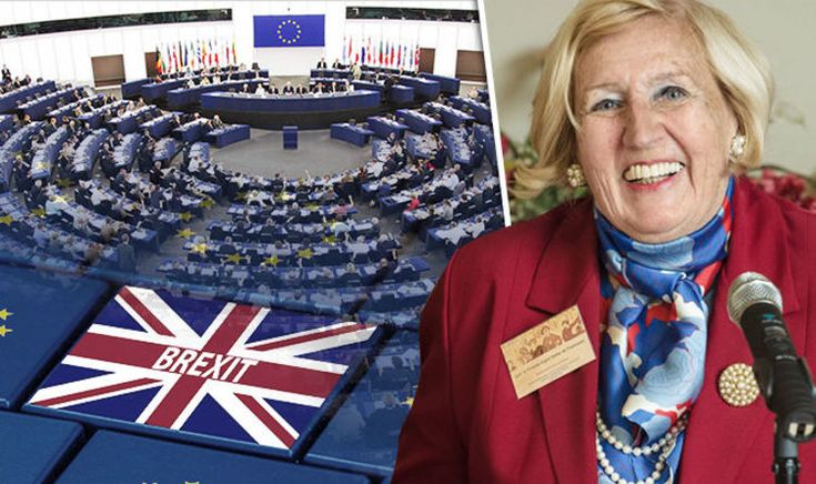 """Forget Article 50! Britain can IGNORE Lisbon Treaty and quit the EU NOW, top lawyer claims. The veteran Swedish lawyer told MoneyWeek she was becoming increasingly frustrated at the unnecessary delays in formalising Britain's European divorce. She said: """"Despite my best attempts, everyone has been deaf to the painstakingly simple course for the United Kingdom to take: don't trigger Article 50 at all. *******PLEASE REPIN ******* jp."""