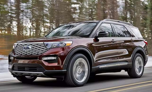 2019fordexplorer 2019fordexplorerrevealed Ford Fordco Pilot360 Fordmotorco Suv Cars Carnews India 2020 Ford Explorer Ford Explorer New Ford Explorer