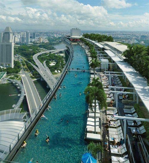 Marina Bay – Singapore – Best Destination For Honymoon