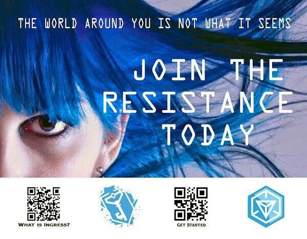 #Ingress #Resistance #KIT Rhea