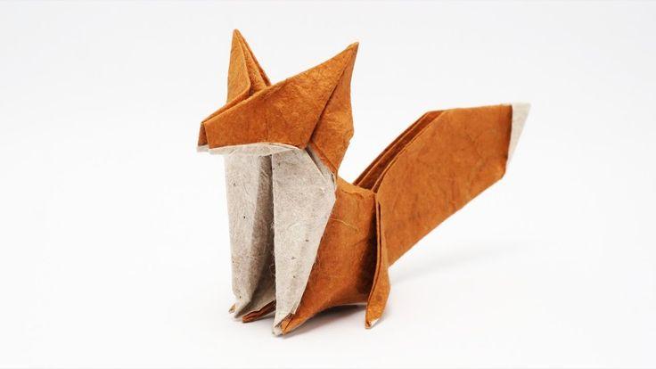 ORIGAMI FOX (Jo Nakashima)