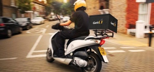 London taxi service Gett launches flat-fee courier options from 6