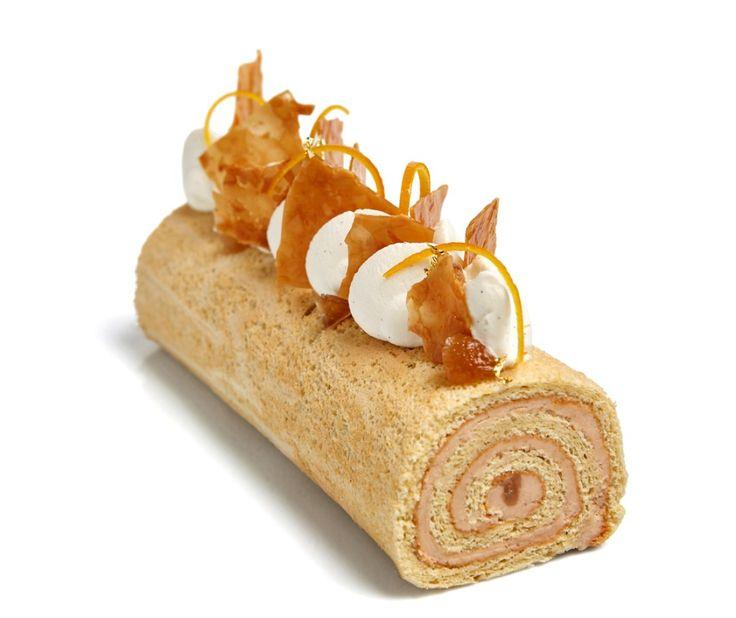 Gâteaux Thoumieux sera ouvert demain de 10h à 17h. Pensez à réserver votre bûche au 01 45 51 12 12. #gateauxthoumieux #thoumieux #buchedenoel #noel #bonnesfetes by gateauxthoumieux