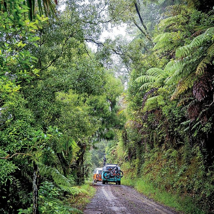 Braving the 16-hour flight from Los Angeles to New Zealand is easy. The hard part? Sorting through the overwhelming number of possibilities crammed into New Zealand's two islands. Luckily Aucklands car market is filled with international travelers pawning used camper vans for cheap which makes it easy to hit the back road. Photo: Camilla Rutherford | Full article @ OutsideOnline.com by outsidemagazine
