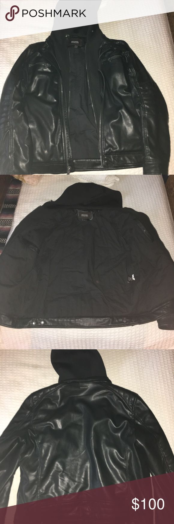 Micheal Kors Hooded mens jacket Perfect condition rarely worn Michael Kors Jackets & Coats