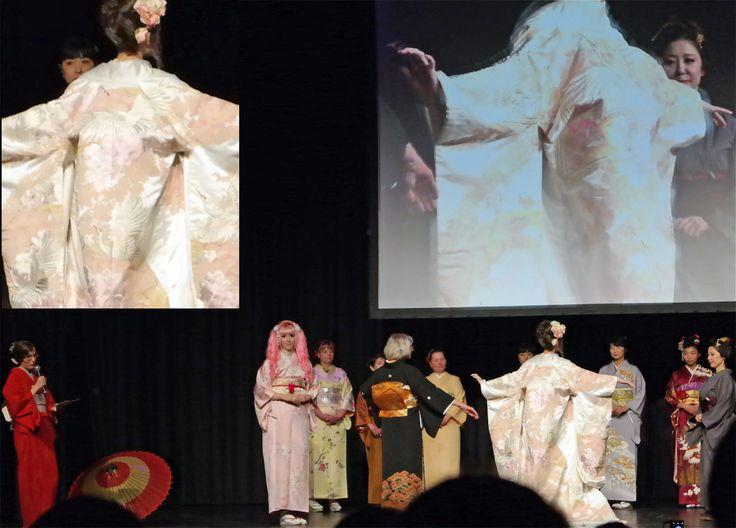 Japan Festival Berlin 2016 - bridal Kimono - Photo by Chouette