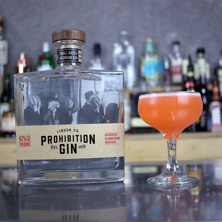 Bronx Cocktail Recipe made using Prohibtion Liquor Co. gin. Check out the video!