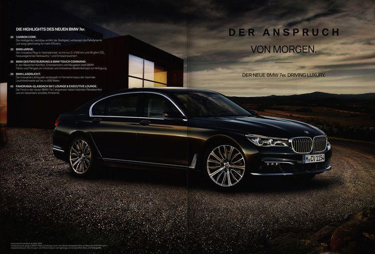 https://flic.kr/p/PgmqGA | BMW 7er; 2015, 2016_3