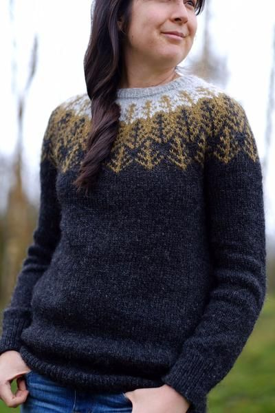 Tolt Yarn and Wool — My Skógafjall Color Inspiration