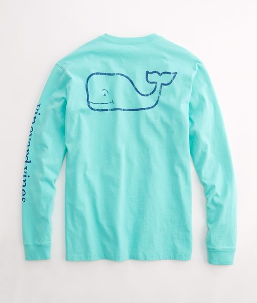 Shop Long-Sleeve Vintage Graphic T-Shirt at vineyard vines