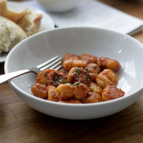 Pan Fried Ricotta Gnocchi + Thoughts on Food Writing — Eat This Poem