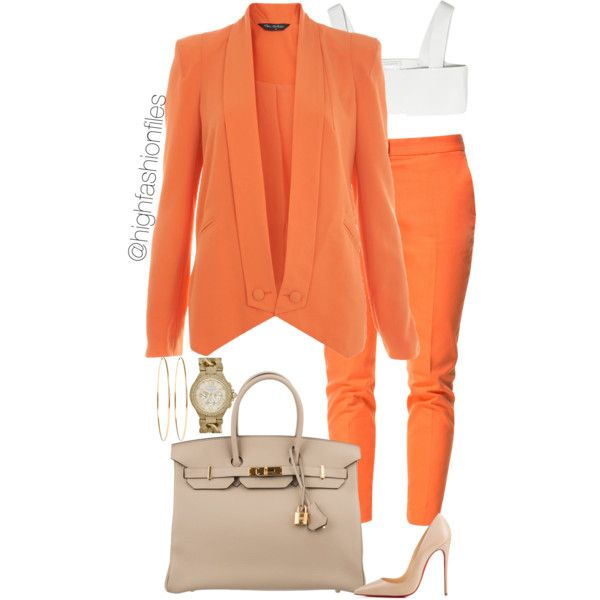 A fashion look from September 2015 featuring Miss Selfridge blazers, Zara capris and J.W. Anderson. Browse and shop related looks.