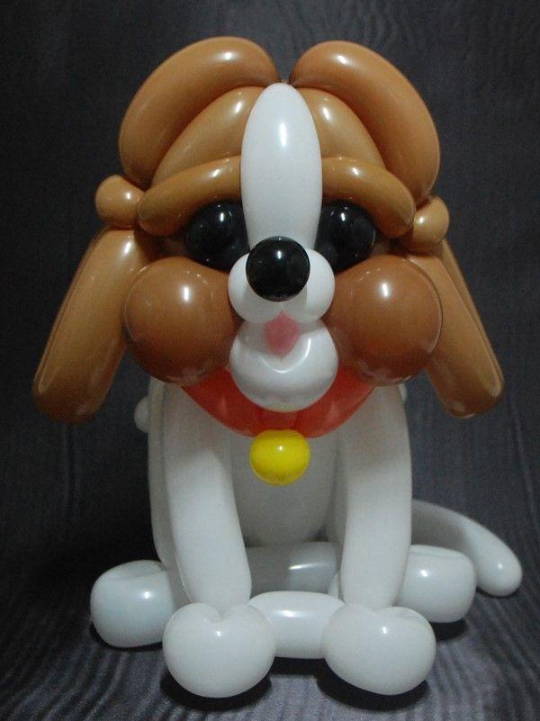 예전에 만들었던 강아지를 살짝 변형한 작품입니다. 얼굴은 모카 브라운, 화이트, 블랙으로 만들었으며, 목...