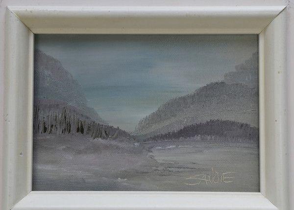 maurice savoie landscape painting 1