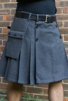 kilts for men | City Skilt – features and sizing | Modern kilts for men for sale