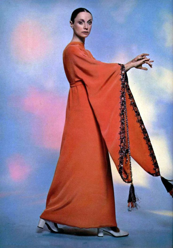 Guy Laroche. L'Officiel Magazine 1971