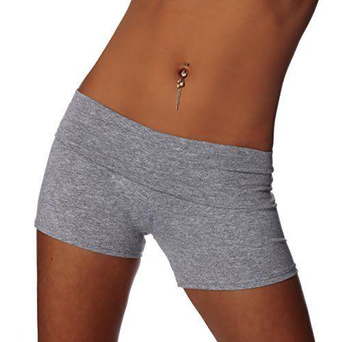#Damen #Fitness #YOGA #Shorts #Hot #Pants #Sportshorts #Laufhose #Radlerhose #Grau   #S Damen Fitness YOGA Shorts Hot Pants Sportshorts Laufhose Radlerhose Grau Gr. S, , Tolle Damen Sommer Shorts, Ideal für YOGA, Sport und Freizeit, Qualität ist SEHR GUT mit einem hohem Tragekomfort, Bund kann umgeschlagen werden oder high waist getragen werden, Uni Farben / Größen S, M, L, XL