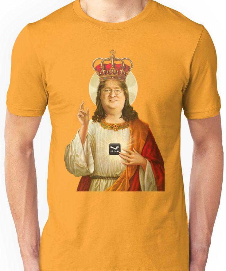 Praise Lord Gaben Unisex T-Shirt