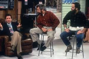 home improvement - Tim Allen, Bob Villa, and Richard Karn