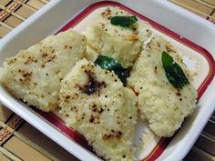 White Dhokla (Rice flour Dhokla) is one of the famous Gujarati Dhokla variants. This spongy dhokla is easy to made and one of must recipe in Gujarati Thali.