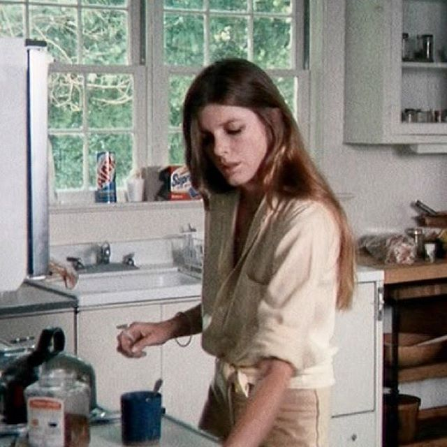 katharine ross in the stepford wives, 1975