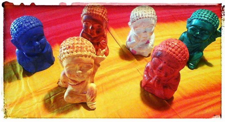 Buditas bebes pintados