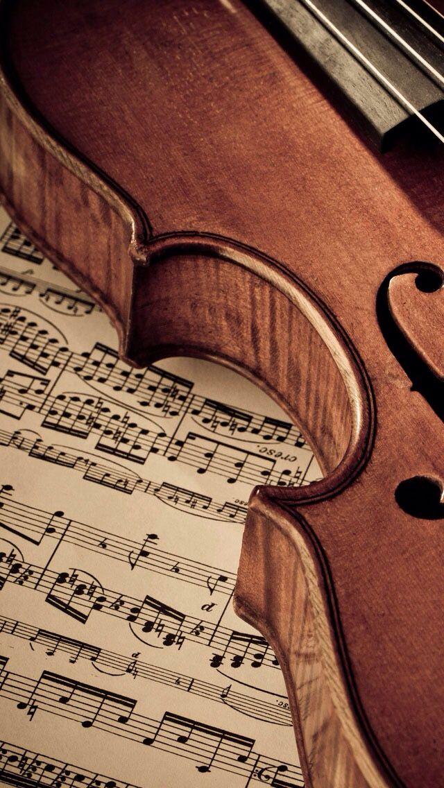 Violin Wallpaper