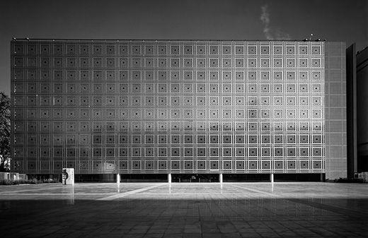 Architecture | Bienvenue à l'Institut du monde arabe à Paris