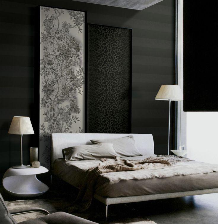 10 immagini su parato camera da letto su pinterest casa