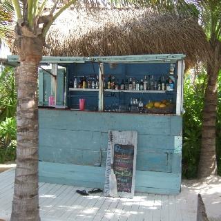 Favorite beach bar