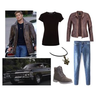 Dean Winchester outfit