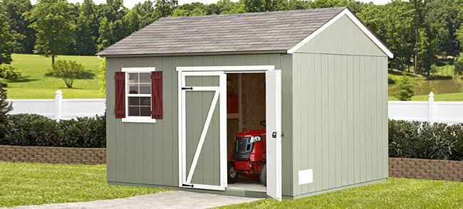 Best 25 Outdoor Storage Sheds Ideas On Pinterest Garden