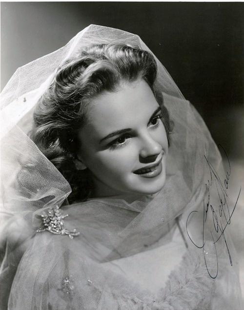 Judy Garland I Love Cinema Pinterest