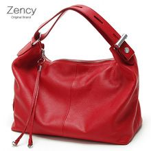 Free Shipping, Hot Selling 100% Soft Genuine Leather OL Style Women Handbags Ladies Bolso Shoulder Bags Bolsa  Price: US $96.00  Sale Price: US $96.00  #dressional